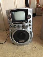 Karaoke Anlage mit Mikrofon und CD