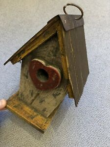 Quirky Bird Box. Decorative Appeal . Wall Hanging