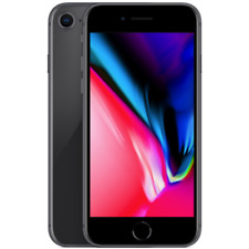 iPhone 8   64GB   SPACE GRAY   LIBRE  