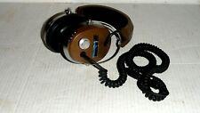 Vintage Koss Phase/2 Stereo Headphones w/plugin converter NICE Condition!