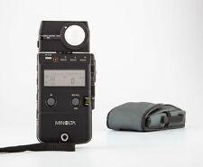 Minolta Flash Meter IV Belichtungsmesser SHP 66921