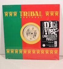 DJ Vibe Unreleased project vinyl new sealed