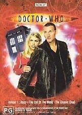 Doctor Who : Series 1 : Vol 1 (DVD, 2005) LIKE NEW ... R 4
