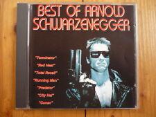 Best of Arnold Schwarzenegger/ terminator red heat total recall predator conan