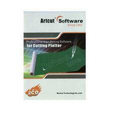 Artcut 2009 Pro Vinilo De Corte de software para firmar Vinilo haciendo Plotter De Corte