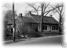 "Gambrel Roofed ""Dutch"" Colonial farmbouse, architectural plans, blueprints"