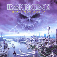 *NEW/SEALED* Brave New World Iron Maiden CD 2000 EMI FAST SHIP FROM USA