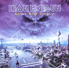 Brave New World by Iron Maiden (CD, May-2000, EMI)