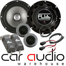 "Vauxhall Astra G MK4 16cm 6.5"" FU Component 420 Watts Front Door Car Speaker Kit"