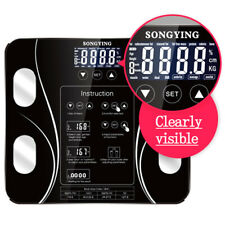 Smart Bathroom Scales Weight Weighing Body Fat Bone Personal Digital Fitness