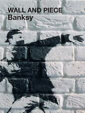 Wall and Piece by Banksy (2007, Paperback) STREET ART Photo Book
