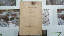 BARBARROUX / DÉDICACE / DE LA LEUCOCYTOSE ET VARIATIONS DES POLYNUCLÉAIRES .1900