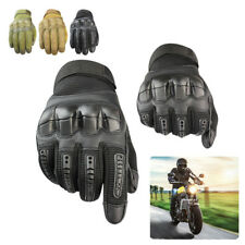 Windproof Motorcycle Racing Gloves Winter Bicycle Warm Touch Screen Waterproof