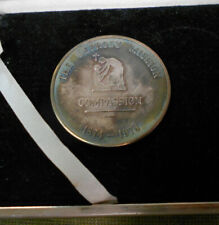 #D70.  1874 - 1974 THE LEPROSY MISSION MEDAL