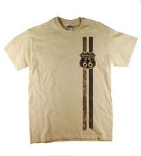 Magliette da uomo beige Gildan