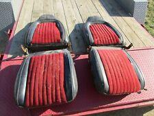 1970 1974 E Body Bucket Seatsdodge Challengerplymouth Barracudamopar