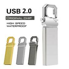 High Speed U Disk USB 2TB Flash Drives Memory Stick Metal Flash Drives Pen Drive