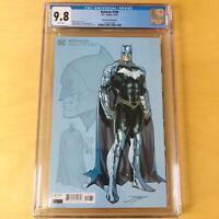 Batman #100D Jimenez Design 1:25 Variant CGC 9.8 1st appearance Ghost Maker