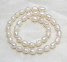 15 Jewelry DIY Making Loose Sparse Natural cultured Freshwater Pearl Beads