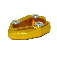 Kickstand Side Stand Extension Plate Gold Fit 2011-2016 DUCATI Diavel 1200 AU