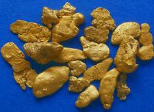 1 Gramm natürliche Goldnuggets - 10 MM Gold Nuggets bis 23 Karat Goldbarren Gold