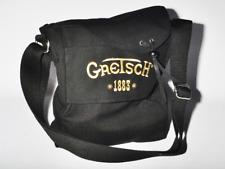 Gretsch Canvas Shoulder Strap Utility Bag 1883 Logo Lmt Edition