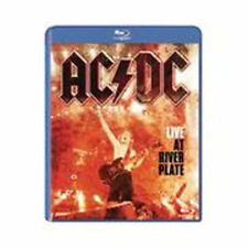 AC / Dc - Live At River Plaque Neuf blu ray
