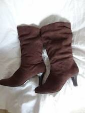 Clarks Mid-Calf Faux Suede Boots for Women