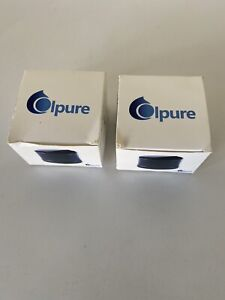 Lot of 2 Water Filter Cap for  Whirlpool Refrigerator 2260518B Black New