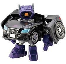 Takara Tomy Q Transformers QT26 Shockwave Figure from Japan