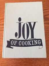 1967 JOY OF COOKING Cookbook Rombauer Becker Vintage Limited Edition