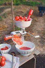 Tomato Sauce Maker Food Strainer Press Preserve Apple Puree Juice Jam Stainless