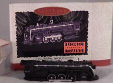 Hudson Steam Locomotive 5344 Lionel Miniature Train 1996 Hallmark Ornament