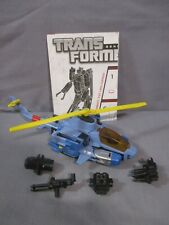 New listing Transformers Generations Whirl Thrilling 30 Autobot 100% Complete 2013