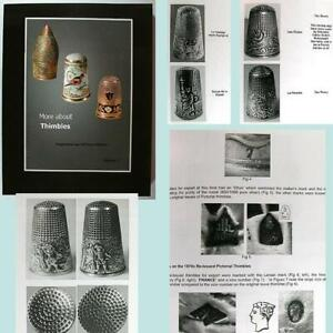 """More About Thimbles"" Reference Book Vol 2  by William & Magdalena Isbister"