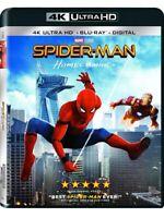 Spider-Man:Homecoming (4K Ultra HD + Blu-Ray + Digital Copy) New Factory Sealed
