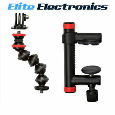 JOBY ACTION CLAMP & GORILLAPOD ARM MOUNT FOR GOPRO & ACTION VIDEO CAMERAS