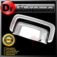 00-06 GMC Yukon+XL Triple Chrome Plated ABS Tailgate Liftgate handle Cover SUV
