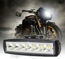 12V 30W LED Spot Light Motorcycle E-Bike Scooter Moped Waterproof LED Head Light