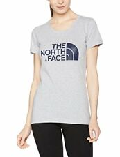 The North Face Easy Maglietta Donna Grigio (light Grey) L