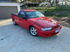 1990 Holden VG ute Matching number  5.0 Factory Manual NO RESERVE!!!