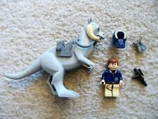 LEGO Star Wars - Rare - Hoth - Han Solo & Tauntaun w/ Gear - Excellent