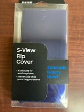 Original Authentic Samsung S-view Flip Cover for Samsung Galaxy Note 9 - Blue