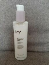 No7 NEW! Boots Beautiful Skin Cleansing Lotion normal/dry skin 200ml