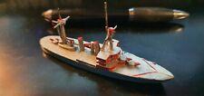 LR Louis Roussy Navire De Guerre Croiseur 1/100 Plomb