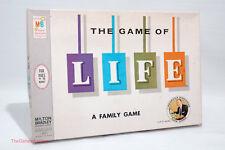 The Game of Life Board Game Milton Bradley 1960 COMPLETE (read description)
