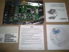 Adaptec AUA-3020 PCI Port Expansion Card USB 2.0 Firewire IEEE 1394
