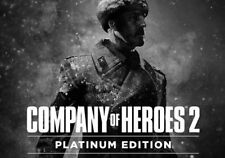 Company of Heroes 2 Platinum Edition Global Free PC KEY