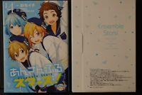 JAPAN Mobile Game: Ensemble Stars! manga vol.4 Special Edition W/Can Badge