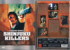SHINJUKU KILLERS --- Actionthriller --- Takashi Miike --- Uncut --- FSK 18 ---